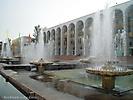 Фонтаны на Центральной площади