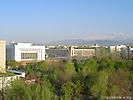 Центр города Бишкек